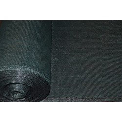 Windbreekgaas / Winddoek per strekkende meter groen