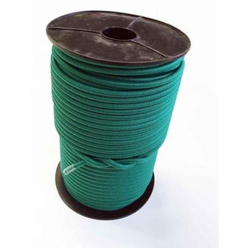 Trapezekoord, span snel en eenvoudig een afdeknet met deze elastieken lijn. Los per meter