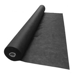 Windbreekgaas / Winddoek zwart 2.00x50 mtr