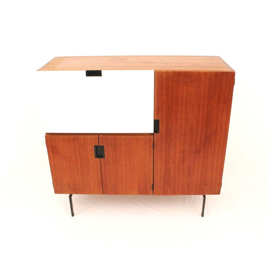 Pastoe CU01 kast ontworpen door Cees Braakman, Nederlands Design   24Vintage