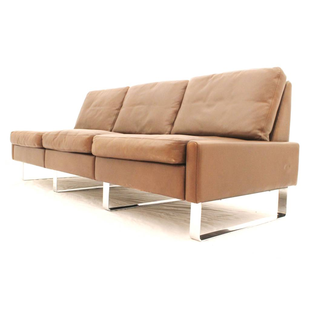 Cor Conseta Three Seater Sofa Designed By F W M Ller German Design 24vintage