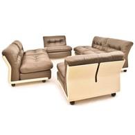 C&B Italia Amanta modular sofa designed by Mario Bellini, Italian Design