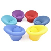 Artifort F560 Mushroom seating group designed by Pierre Paulin, Dutch Design