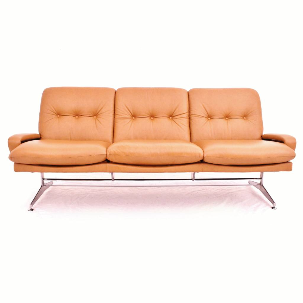 Three Seater King Sofa Designed By Andr Vandenbeuck For