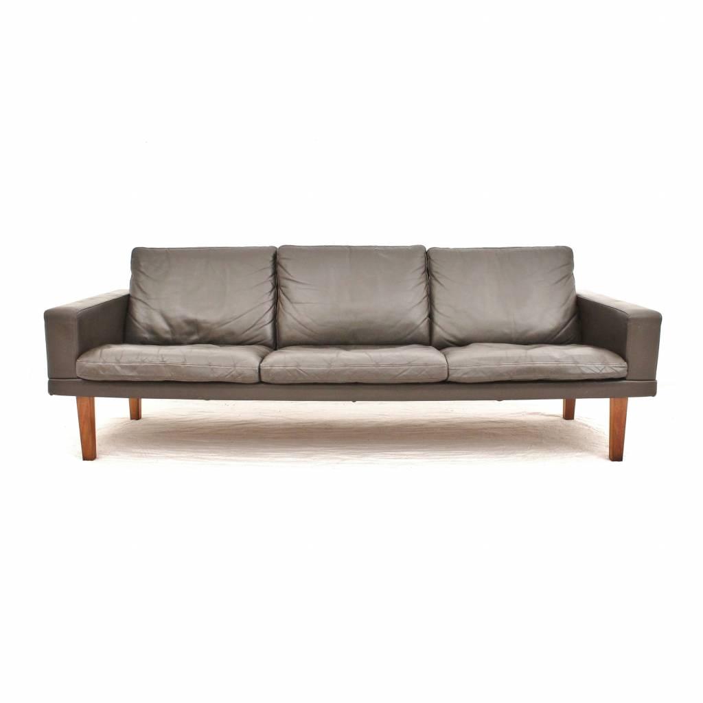 Three Seater Sofa Designed By A Danish Designer For Bovenkamp Danish Design 24vintage
