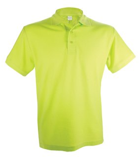 Goedkope heren poloshirts in de kleur geel kopen?