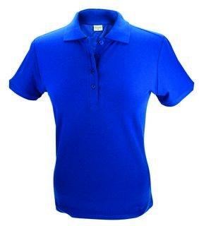 100% katoenen dames Poloshirts (polo pique)