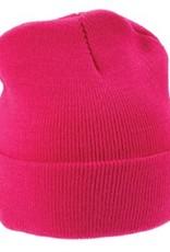 Goedkope gebreide roze wintermutsen in trendy kleuren kopen?
