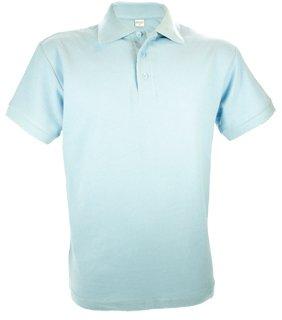 Uniseks Poloshirts voor dames en heren (polo pique, 100% katoen)
