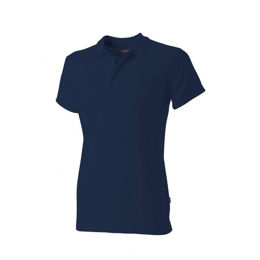 Getailleerde Uniseks Poloshirts voor dames en heren (fitted, 50% katoen/50% polyester)