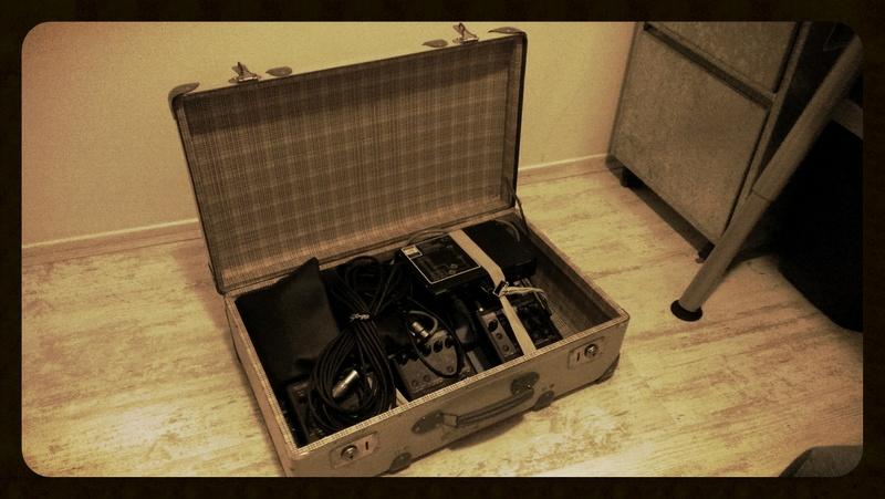 Koffer Muziek Roland