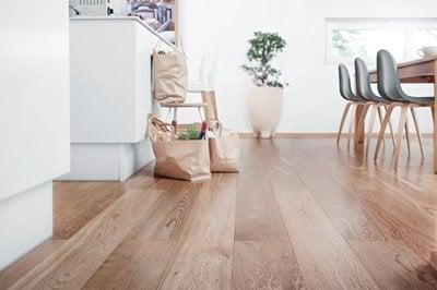 Houten Vloer Vuren : Houten vloer lakken verfadvies stappenplan