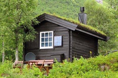 Welk hout gebruiken voor tuinhuis