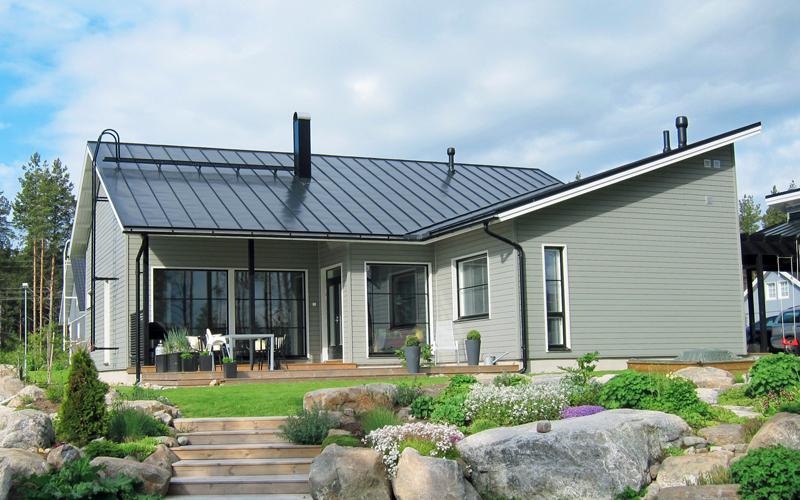 Bekend Houten huis schilderen - verfadvies | kleuren | stappenplan #ZD24