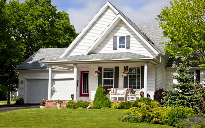 Top Houten huis wit schilderen - verfadvies | kleuren | stappenplan &CE46