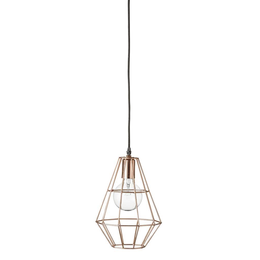 Hanglamp Koper Pernille - Bloomingville