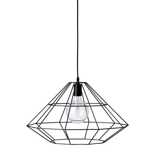 Zwarte Hanglamp Pernille - Bloomingville
