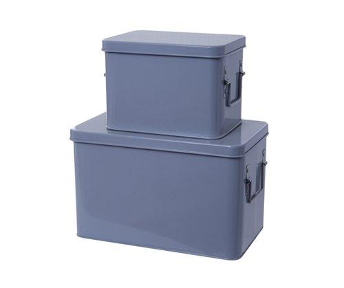 Opbergbox Blauw - Pt,