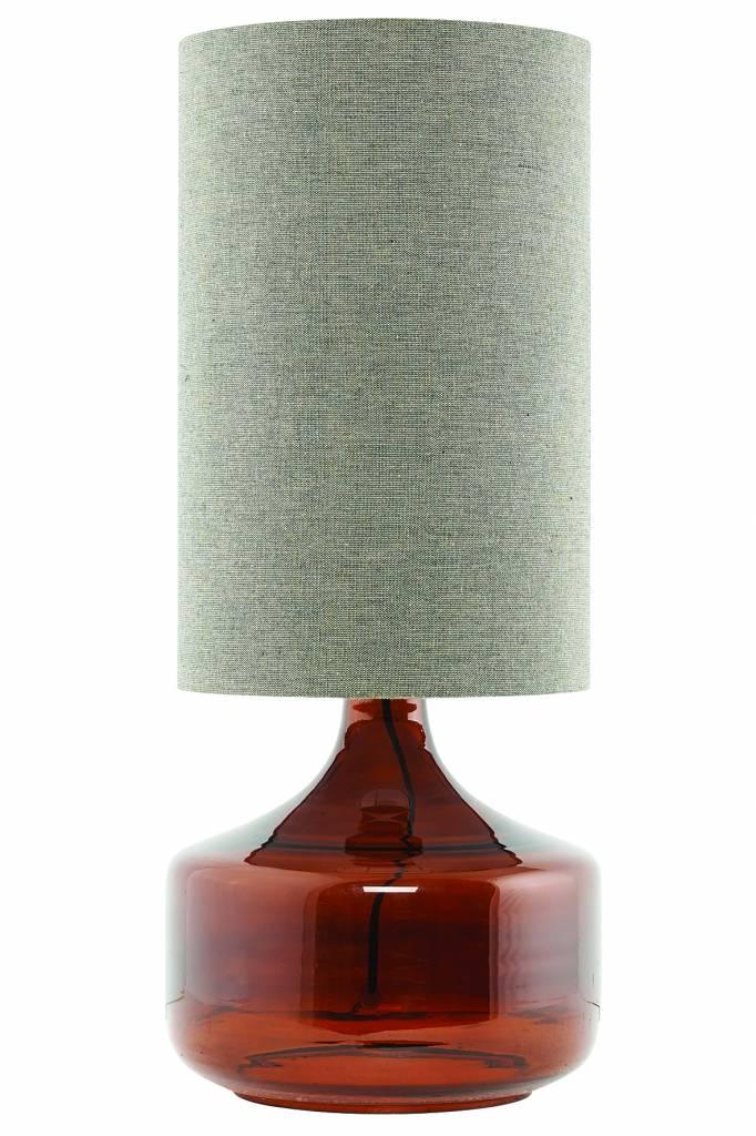 Tafellamp Bruin The Bottle - House Doctor