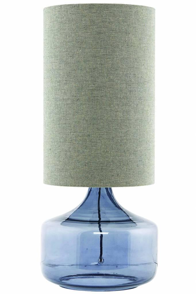 Tafellamp Grijs The Bottle - House Doctor
