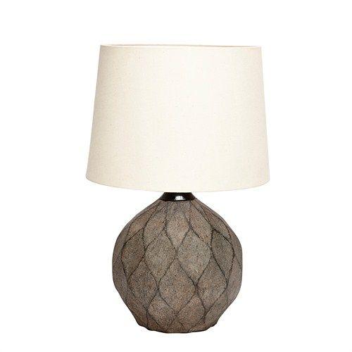 Tafellamp Stone White - Hübsch Interior