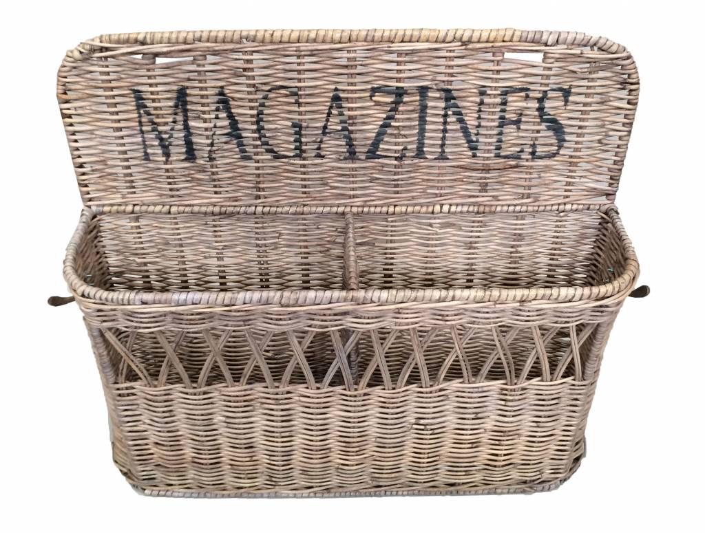 Wandtijdschriftenhouder Magazines