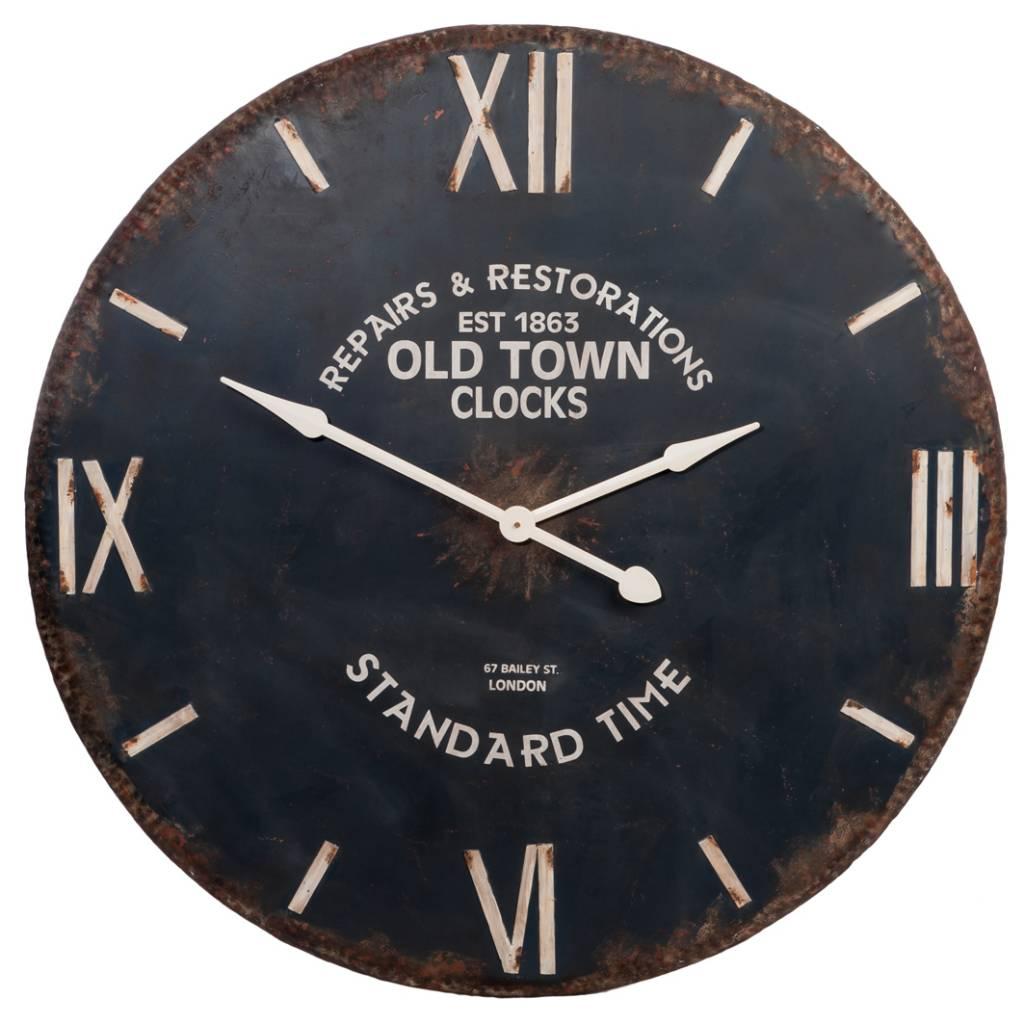 Wandklok Old Town - J-Line