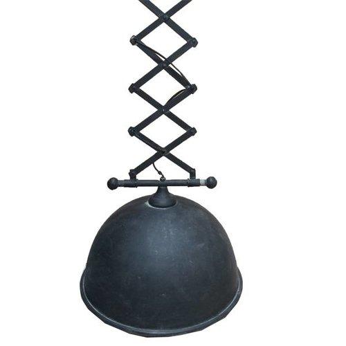 Sweet Living Zwarte Hanglamp Metaal - Ø42 cm