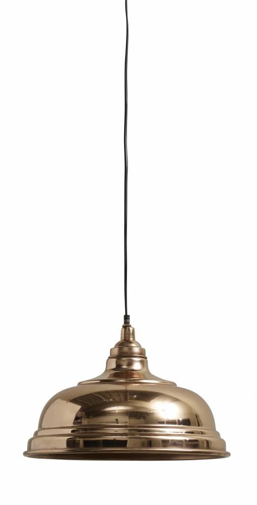Hanglamp Koper Bell - Nordal