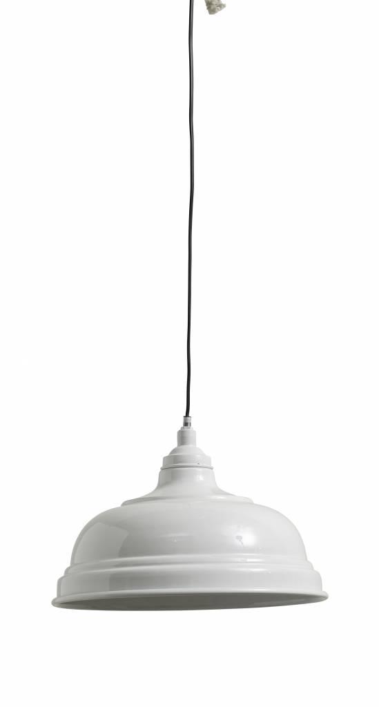 Hanglamp Wit Bell - Nordal