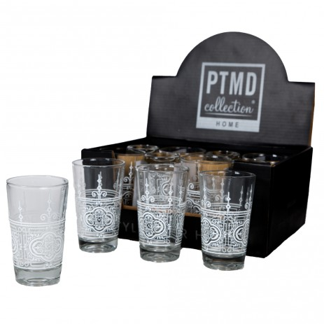 Theeglazen PTMD Collection