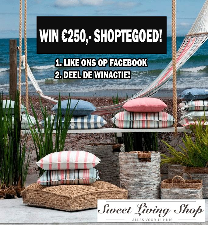 Win 250 euro shoptegoed!!