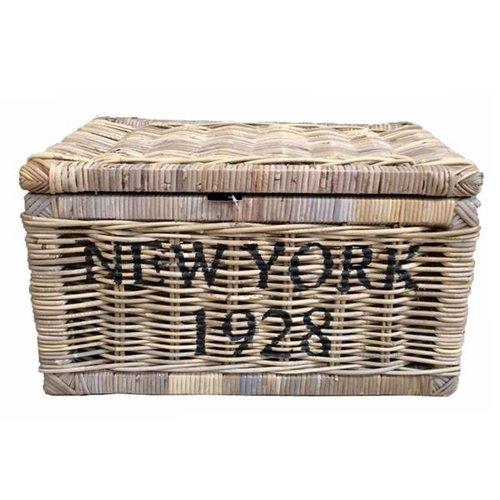 Sweet Living Rieten Mand - New York 1928