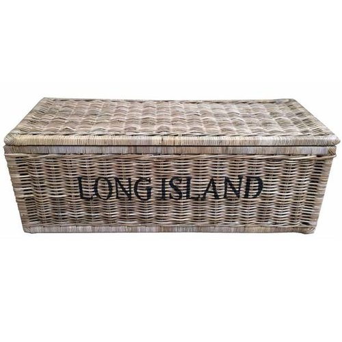 Sweet Living Grote Rieten Mand XL - Long Island