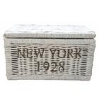 Sweet Living Witte Rieten Mand - New York 1928