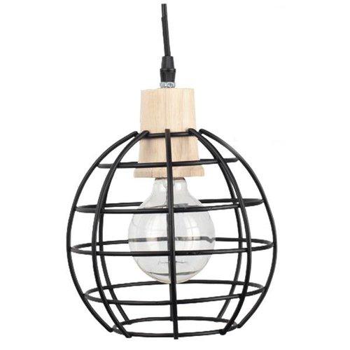 Braxton Hanglamp Lex Rond - 27cm