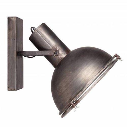 BePureHome Wandlamp Spotlight metaal - 29,5x26x28,5 cm
