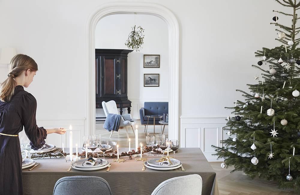 Kerst: stijl je kersttafel