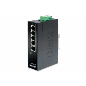Planet 5 Port Industrial Fast Ethernet Switch