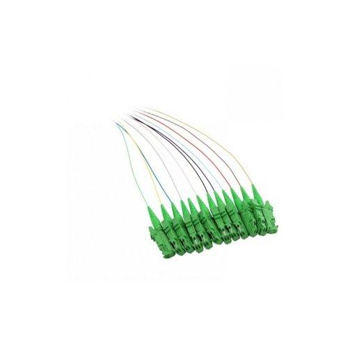 Pigtail set 12 x E2000 9/125