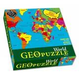 GEO toys GEO-puzzel Wereld