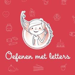 Amstelmam Alfabet placemat