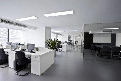 Betonvloer verven kantoorvloeren verven met vloerverf