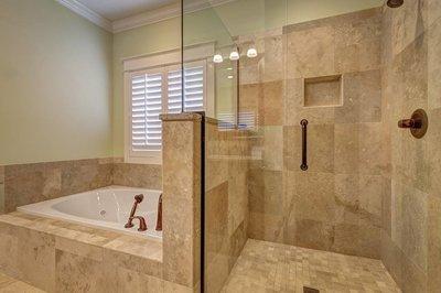Natuursteen Verven - Maak de Tegelvloer in de Badkamer weer mooi