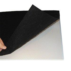 Aircoflow filterdoek zwart, dichtheid G3, 59,5x59,5x0,8cm