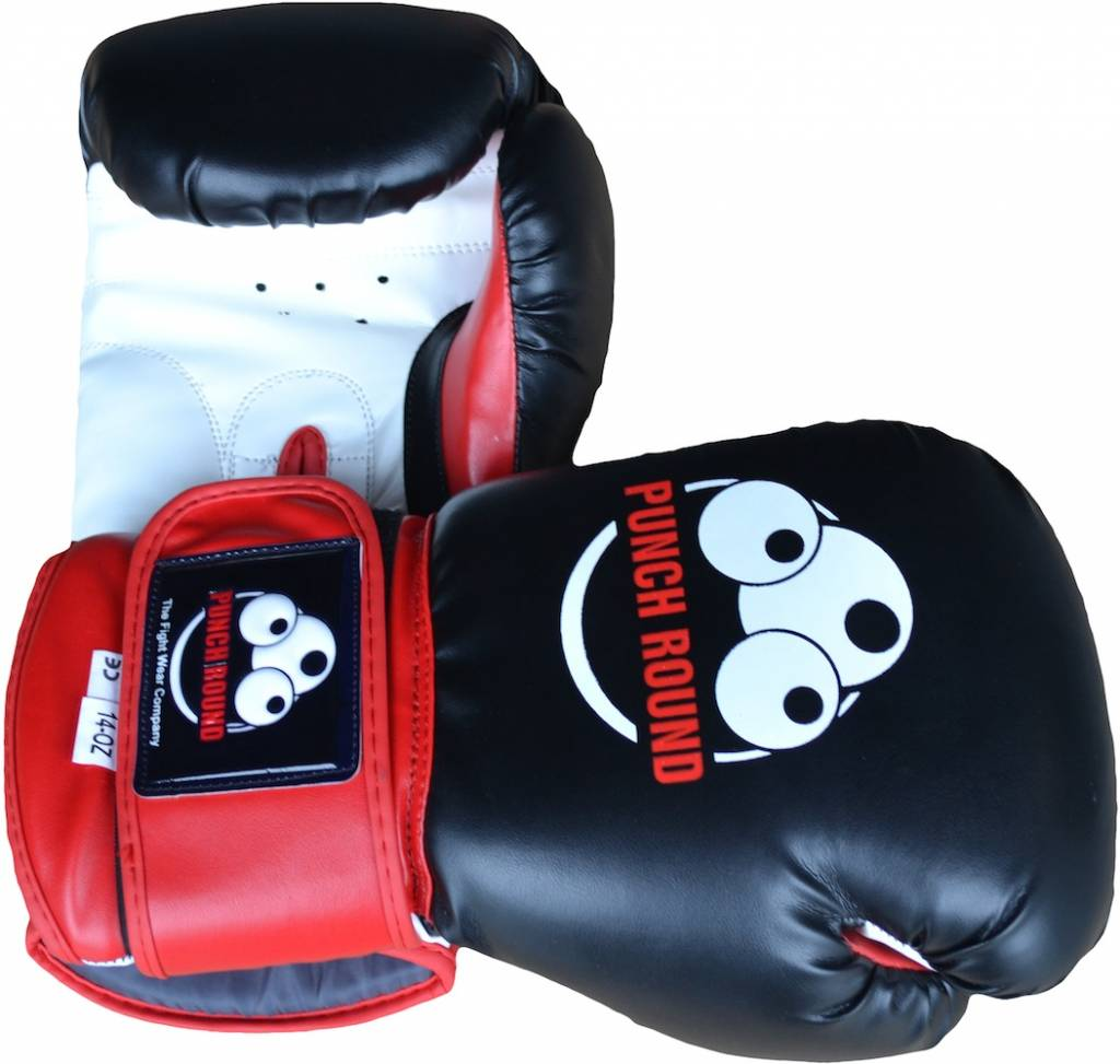 Fight Shop Punch Round Boxing Gloves