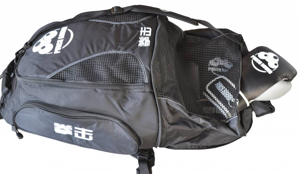 Punch RoundTM Boxing Convertible Gym Bag