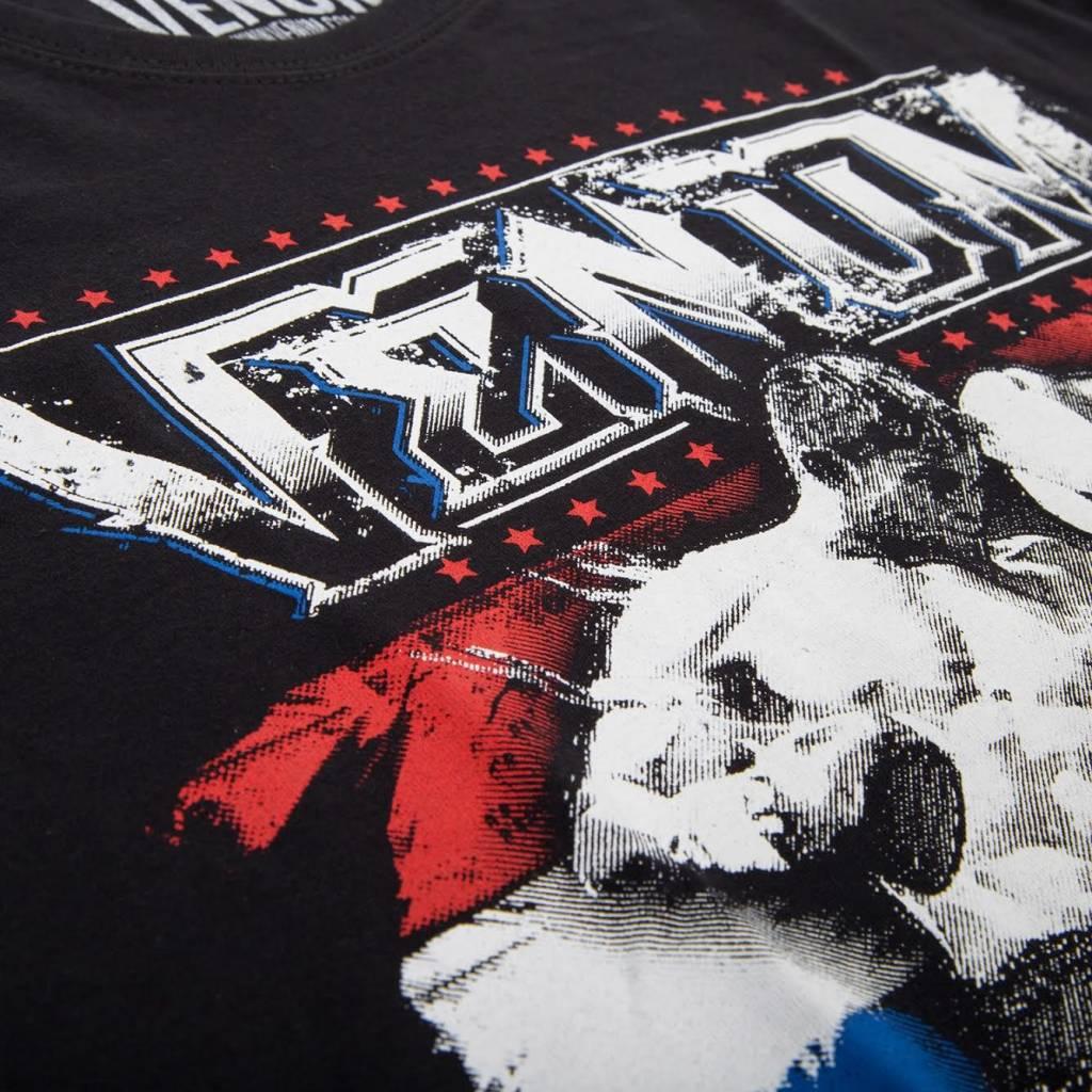 Design t shirt europe -  Venum Thai Chok T Shirt Black Kickboxing Venum Fightshop Europe