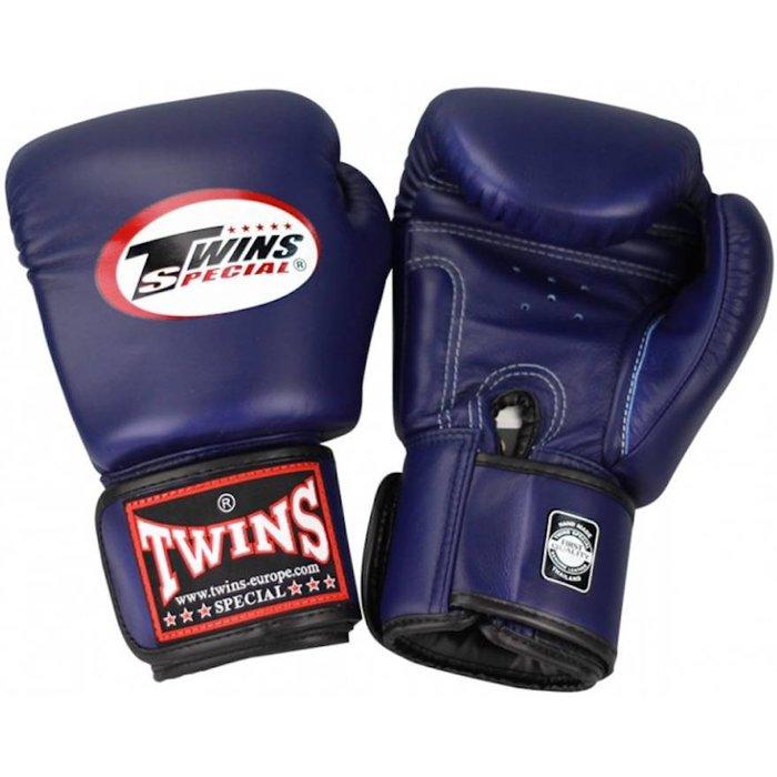 Twins Kickboks Bokshandschoenen BGVL 3 Donker Blauw
