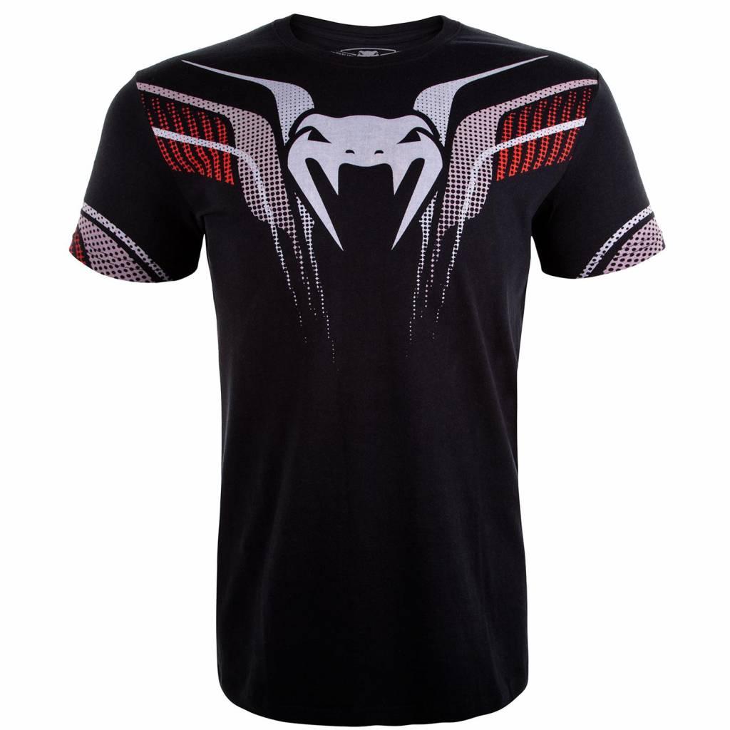 Venum Clothing T Shirt Elite 2 0 Black Venum Fightshop